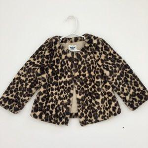 Leopard Print Jacket